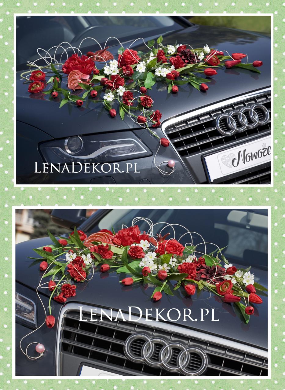 TENIA zestaw do dekoracji samochodu seria DELUXE