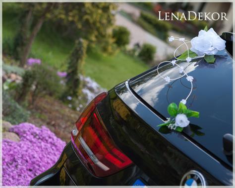 DORA - zestaw do dekoracji samochodu