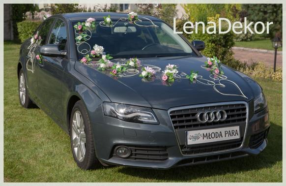 IZA - zestaw dekoracyjny na samochód