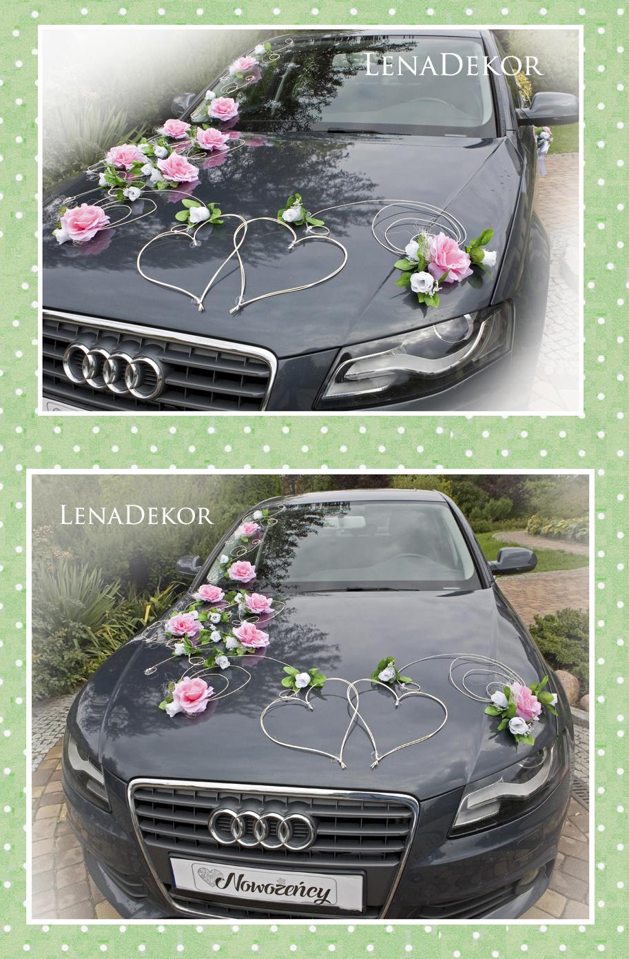KLEO - komplet ozdobny na samochód