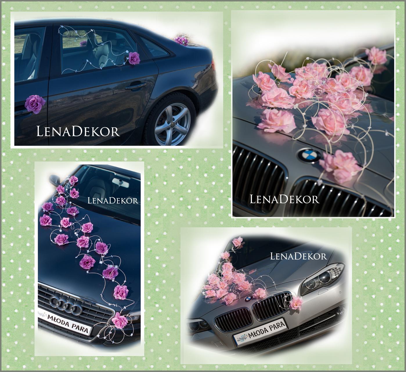 LAURA ecri - zestaw do ustrojenia samochodu