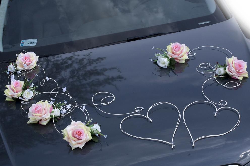 TOSIA zestaw do dekoracji samochodu seria DELUXE